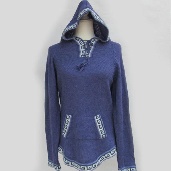 Rodriguez family design this alpaca wool apparel