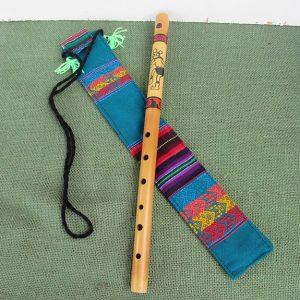 Cusco Peruvian Bamboo Flute