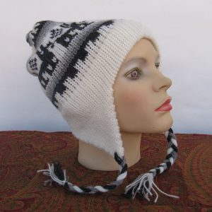 Peruvian alpaca wool hat