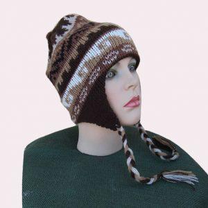 Mestas family creates this Peruvian hat