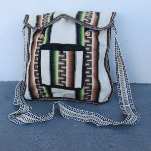 Peruvian cotton bag