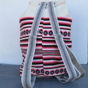 Andes tote travel bag, backpack, Peru, handmade, purse