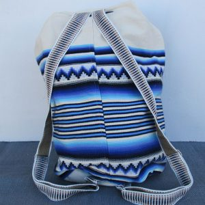 Andes tote travel bag, backpack, Peru, handmade, purse