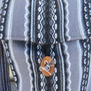 Andes shoulder bag, Peru, handmade