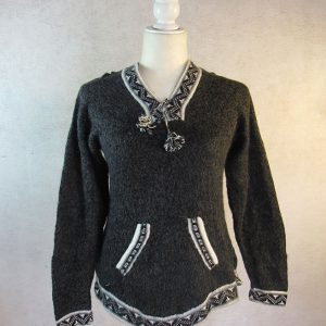 alpaca wool andes sweater