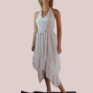 Peruvian cotton dress