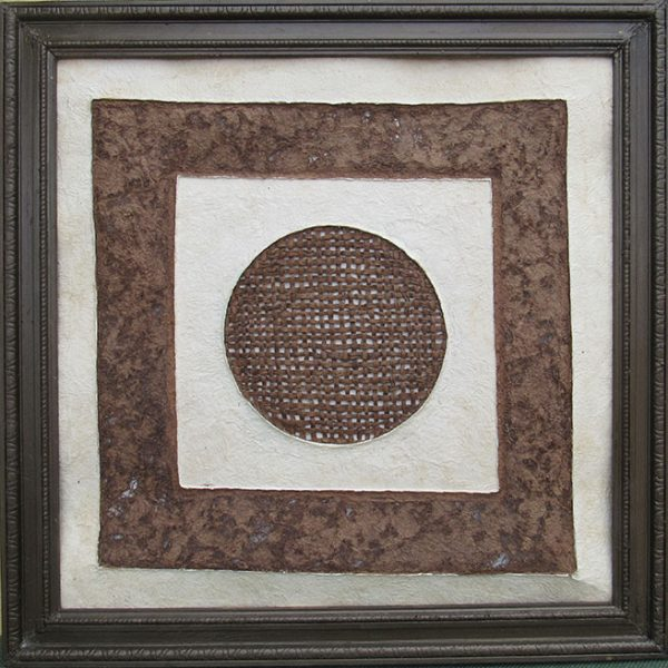 Mexican paper amare frame