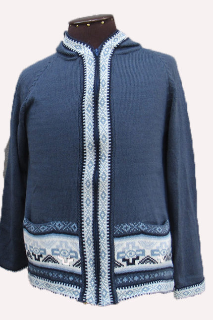 Peruvian design sweater