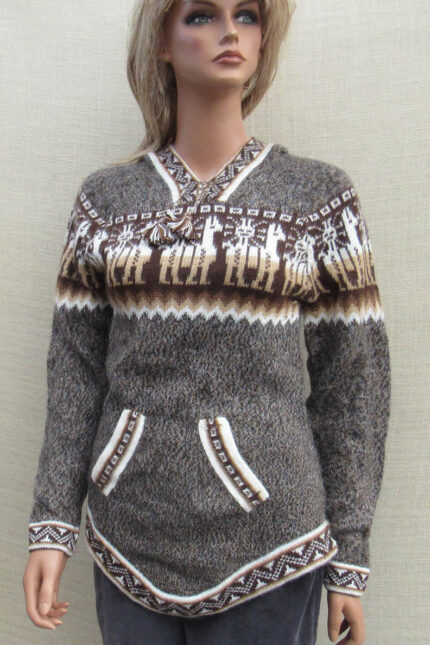 Attractive Andes Sweater