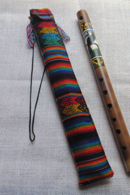 Hand crafted flute
